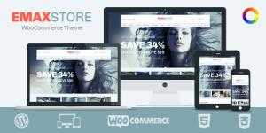 Thema: eMax Store voor WooCommerce