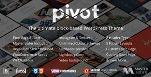 Pivot – Responsive WooCommerce theme