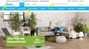 7 design standaarden voor e-commerce websites