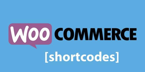 WooCommerce Shortcodes, welke zijn er?