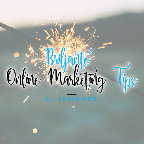 Briljante Online Marketing Tips