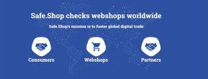 Safe.Shop: Wereldwijd e-commerce keurmerk