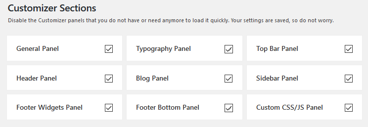 OceanWP-Theme-Panel-Customizer-Selections