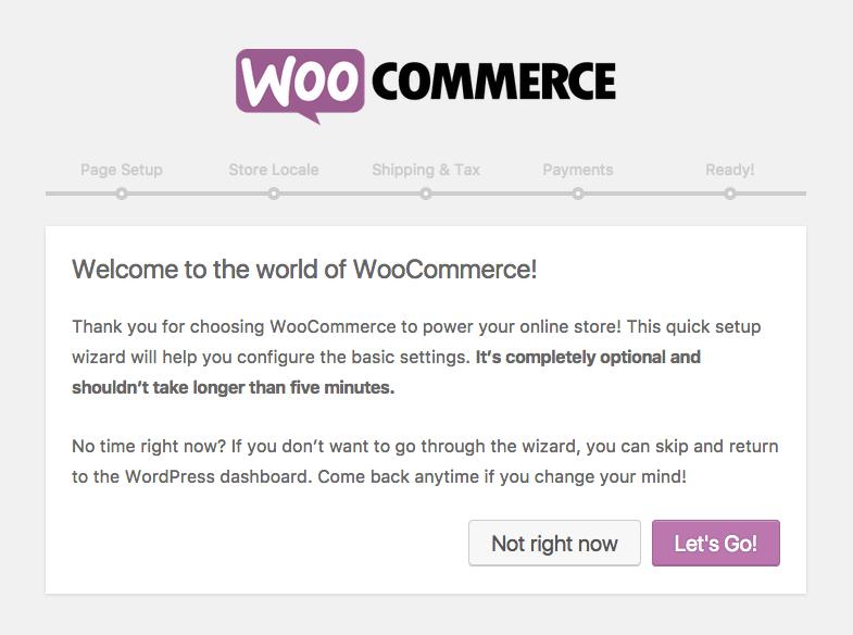 woocommerce-installeren-welkom