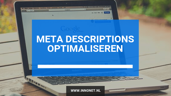 Alles over de meta description